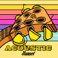 Album cover for CWM0002 Acoustic Sunset