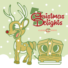 Album cover for CWM0020 Christmas Delights