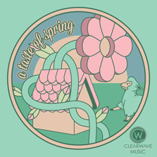 Album cover for CWM0028 A Taste Of Spring