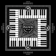 Album cover for CWM0031 Pianos In An Empty Room