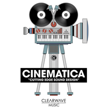Album cover for CWM0039 Cinematica - Cutting Edge Sound Design