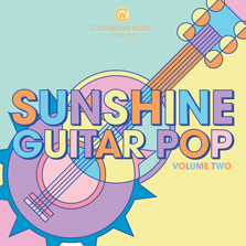 Album cover for CWM0041 Sunshine Guitar Pop Vol. 2