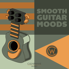 Album cover for CWM0048 Smooth Guitar Moods