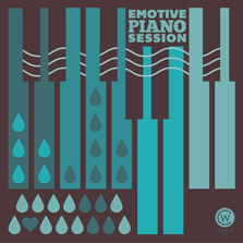Album cover for CWM0049 Emotive Piano Session