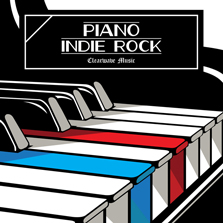 Album cover for CWM0051 Piano Indie Rock