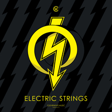 Album cover for CWM0054 Electric Strings