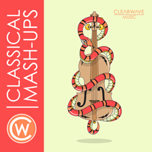 Album cover for CWM0063 Classical Mash-ups