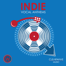 Album cover for CWM0064 Indie Vocal Anthems
