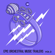 Album cover for CWM0071  Epic Orchestral Music Trailers Vol. 2