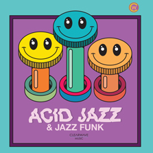 Album cover for CWM0075 Acid Jazz & Jazz Funk