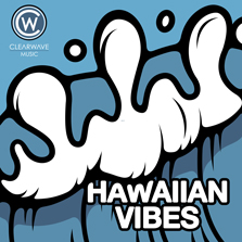 Album cover for CWM0076 Hawaiian Vibes