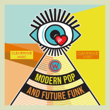 Album cover for CWM0083 Modern Pop & Future Funk