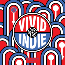 Album cover for CWM0084 Vivid Indie