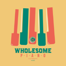 Album cover for CWM0086 Wholesome Pianos