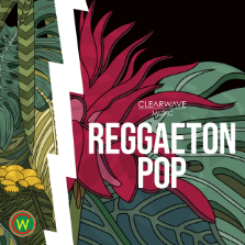 Album cover for CWM0088 Reggaeton Pop