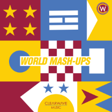 Album cover for CWM0089 World Mashups