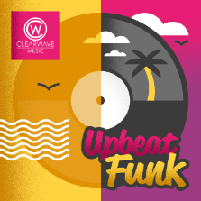 Album cover for CWM0093 Upbeat Funk