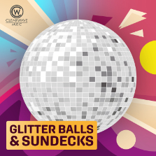 Album cover for CWM0095 Glitter Balls & Sundecks