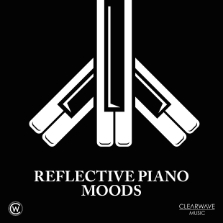 Album cover for CWM0096 Reflective Piano Moods