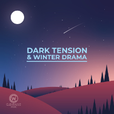 Album cover for CWM0100 Dark Tension & Winter Drama