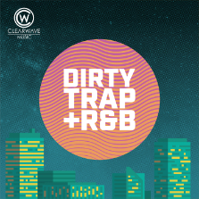 Album cover for CWM0104 Dirty Trap & R&B