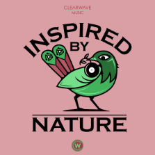 Album cover for CWM0106 Inspired By Nature
