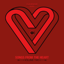 Album cover for CWM0109 Songs From The Heart Vol. 2