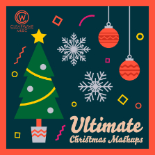 Album cover for CWM0111 Ultimate Christmas Mashups