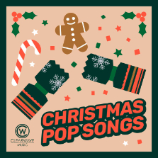 Album cover for CWM0114 Christmas Pop Songs