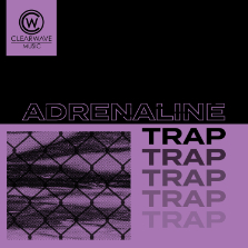 Album cover for CWM0124 Adrenaline Trap
