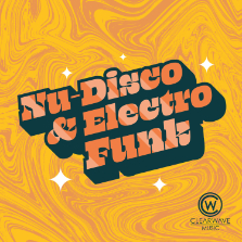 Album cover for CWM0128 Nu Disco & Electro Funk