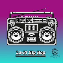 Album cover for CWM0129 Lo-Fi Hip Hop