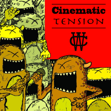 Album cover for CWM0005 Cinematic Tension