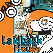 Album cover for CWM0008 Laidback House