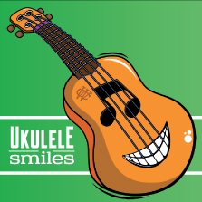 Album cover for CWM0014 Ukulele Smiles and Twee Pop